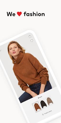 H&M - we love fashion android2mod screenshots 1