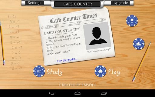 Card Counter Lite  screenshots 8