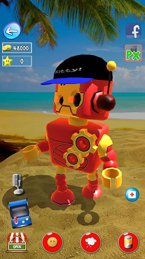 RoboTalking robot pet that listen and speaks 0.2.5 screenshots 3