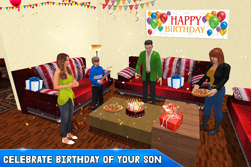 Virtual Step Dad Simulator: Family Fun 1.05 screenshots 1