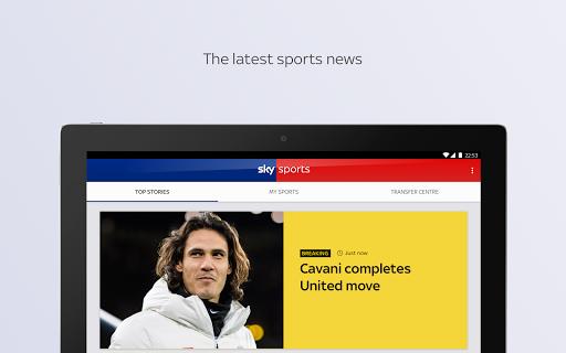 Sky Sports apktram screenshots 8