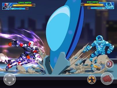 Robot Super Mod Apk: Hero Champions (UNLOCKED HEROES) 8
