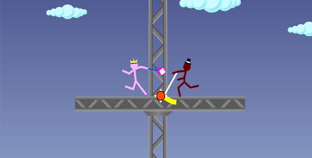 Στιγμιότυπο οθόνης Stickman Supreme Duelist