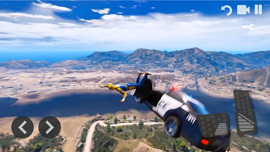 Superhero Car Stunts – Racing Car Games APK GAMEPLAY MOD HACK DOWNLOAD LATEST ***NEW 2021*** 5