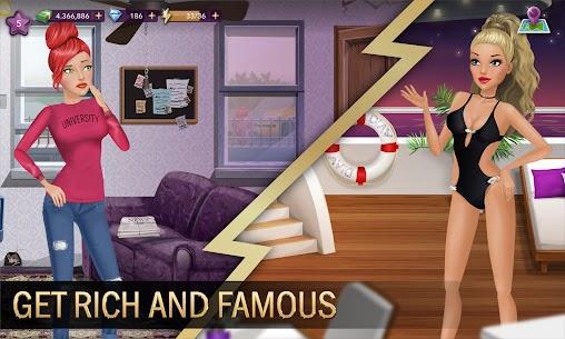 لعبة Hollywood Story مهكرة Mod APK 5