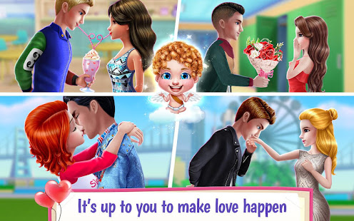 First Love Kiss - Cupidu2019s Romance Mission 1.1.8 Screenshots 10