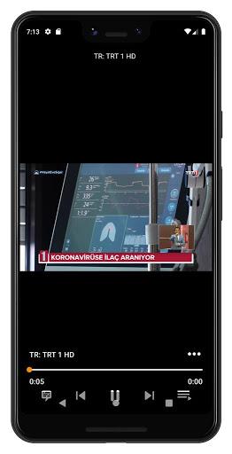 ALFA iPTV Player screenshot 4