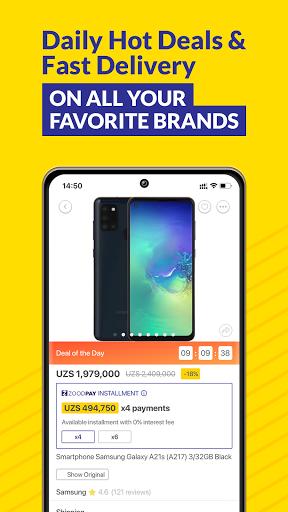 ZoodMall & ZoodPay: Buy now, Pay in Installments apktram screenshots 3