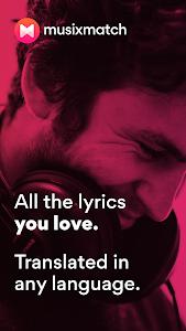 Musixmatch - Lyrics for your music 7.8.3