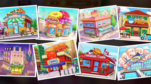 Cooking Crush: New Free Cooking Games Madness Apkfinish screenshots 6