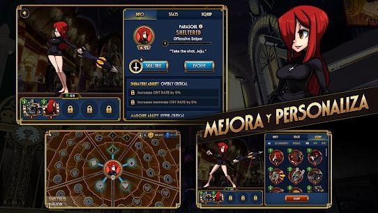 Skullgirls: RPG de Lucha 4