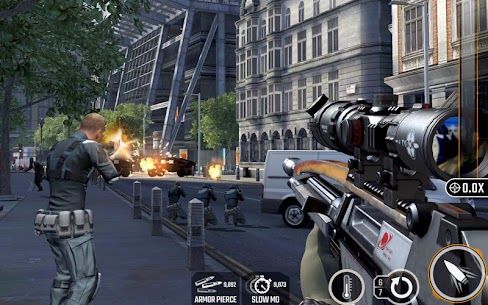 Sniper Strike MOD APK v500077 (MOD, Unlimited Money) 1