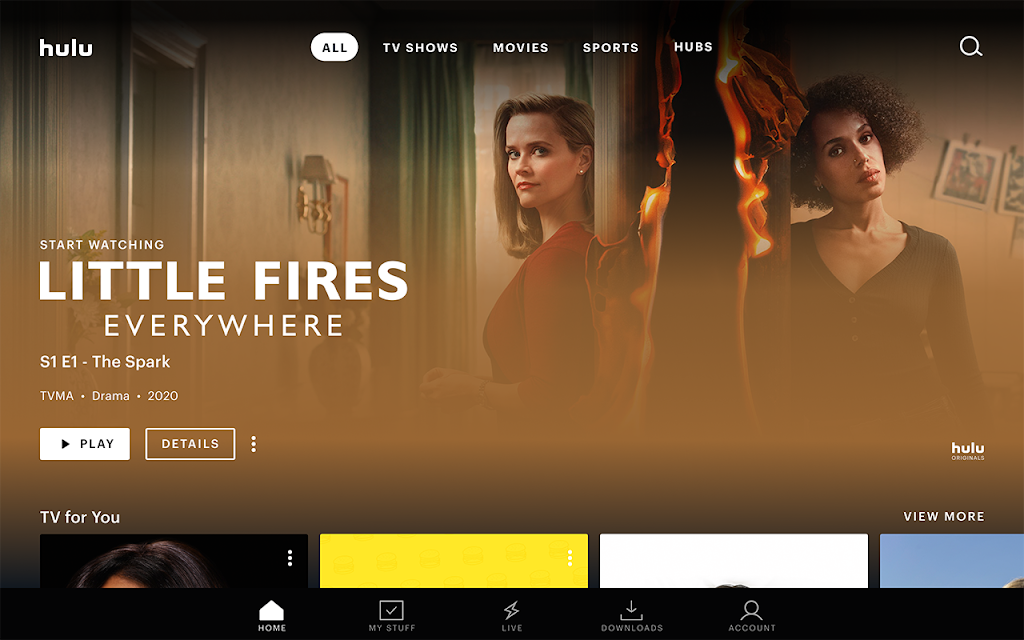 Hulu: Watch TV shows, movies & new original series poster 8