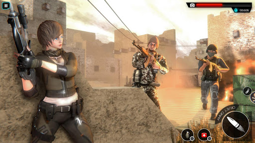 Cover Strike Fire Shooter: Action Shooting Game 3D 1.45 screenshots 18