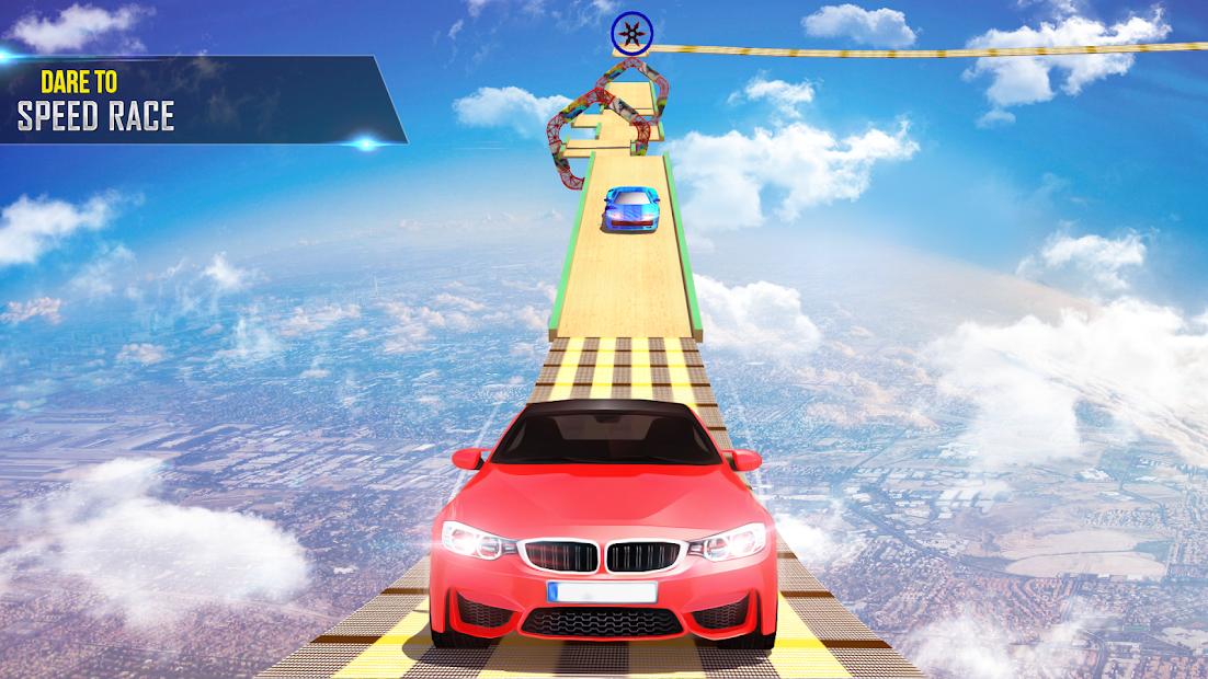 Mega Ramp Car Stunts Racing 2 screenshot 5