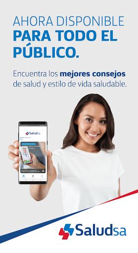 Saludsa 2.3.2 screenshots 2