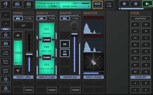 G-Stomper Producer Mod Apk (Full Version Paid) 2