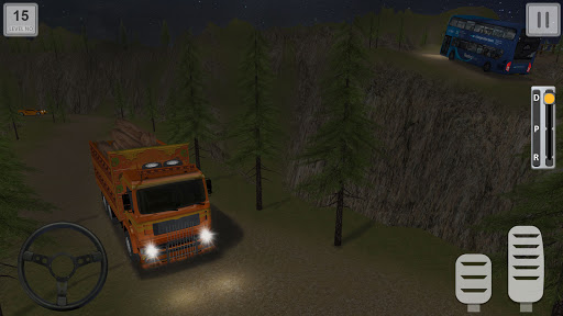 Indian Cargo Truck Driving Simulator 2021 0.1 screenshots 3
