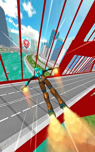 Super Hero Flying School  screenshots 12