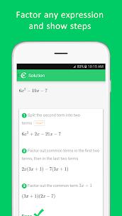 Free Cymath – Math Problem Solver 4