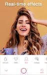 screenshot of Beauty Camera, Face & Body Editor - Sweet Selfie