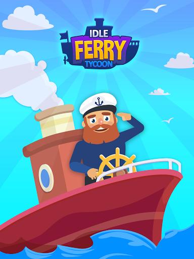 Idle Ferry Tycoon - Clicker Fun Game 1.6.4 screenshots 12