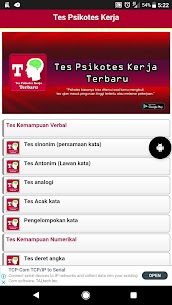 Tes Psikotes Kerja  For Pc – Safe To Download & Install? 1