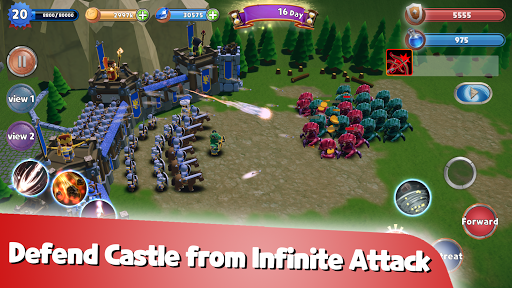 Last Kingdom: Defense apkslow screenshots 5