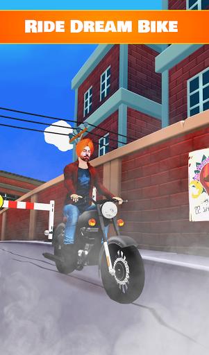 Bike Street Rush - India Edition apklade screenshots 1
