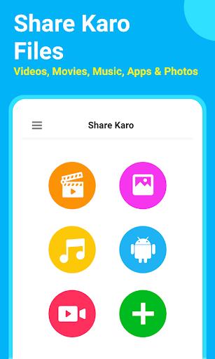 SHARE Go : Share Apps, File Transfer, Share apktram screenshots 2