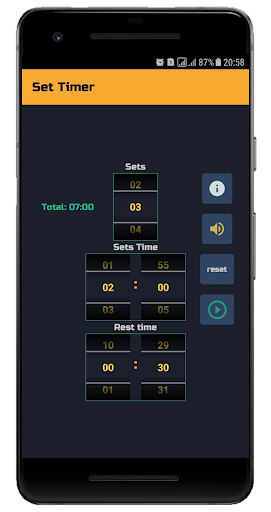 TopWorkout routine and workout sheet android2mod screenshots 6