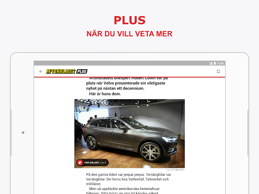 Aftonbladet Nyheter 4.30.1 Screenshots 12