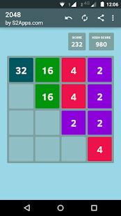 2048 4.2.18 Screenshots 8