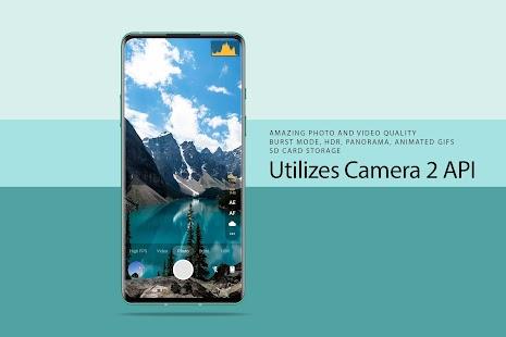 Footej Camera 2 Screenshot