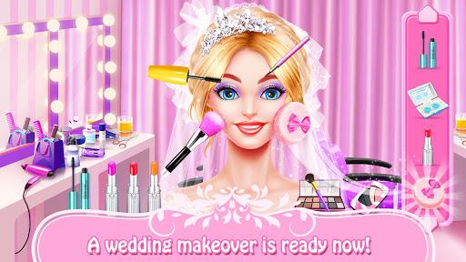 Makeup Games: Wedding Artist Games for Girls 2.4 Screenshots 2