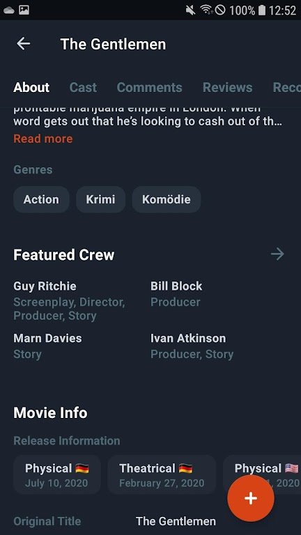 Moviebase: Manage Movies & TV Shows  poster 3