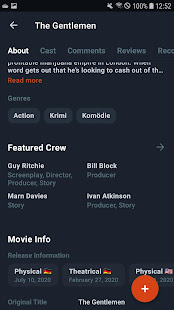 Moviebase: Manage Movies