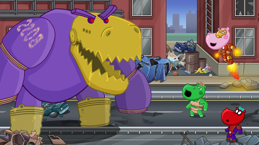 Superhero for Kids  screenshots 11