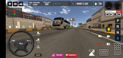IDBS Simulator Bus Lintas Sumatera  screenshots 1
