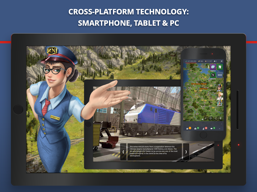Rail Nation  screenshots 21