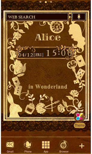 Old Book Of Alice Wallpaper For PC Windows (7, 8, 10, 10X) & Mac Computer Image Number- 5