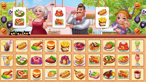 My Restaurant: Crazy Cooking Madness & Tile Master 1.0.10 screenshots 2