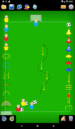 Coach Tactic Board: Soccer 1.3 Screenshots 10