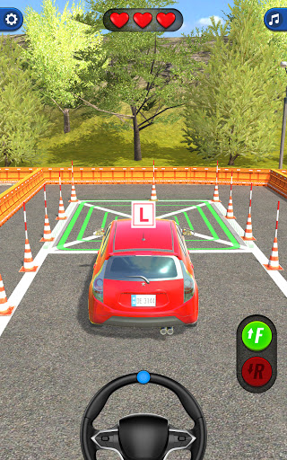 Driving School Test screenshots 10