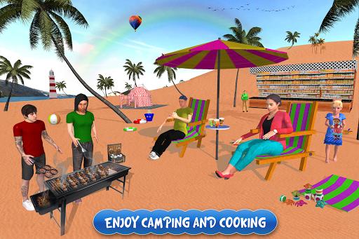 Virtual Family Summer Vacations Fun Adventures  screenshots 6