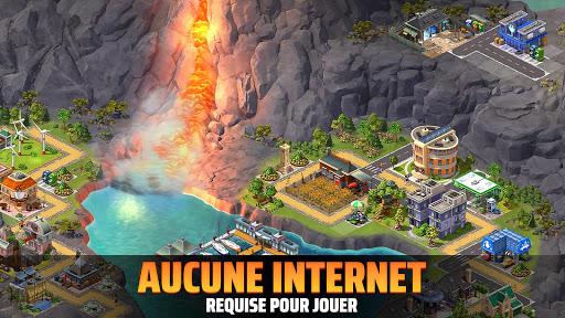Code Triche City Island 5 - Simul. de construction hors ligne mod apk screenshots 2