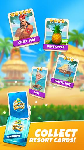 Resort Kings: Raid Attack and Build your Resorts Apkfinish screenshots 5
