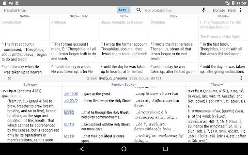 Parallel Plusu00ae offline Bible app with helps android2mod screenshots 12