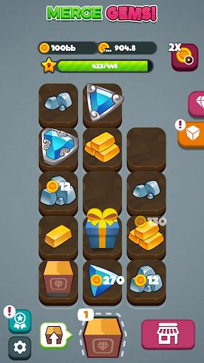 Merge Gems! apktram screenshots 17