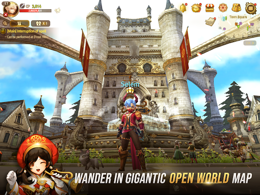 World of Dragon Nest (WoD) screenshots 23